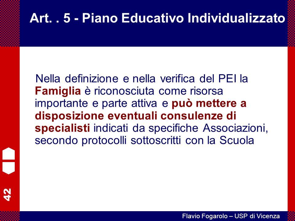 42 Flavio Fogarolo – USP di Vicenza Art..