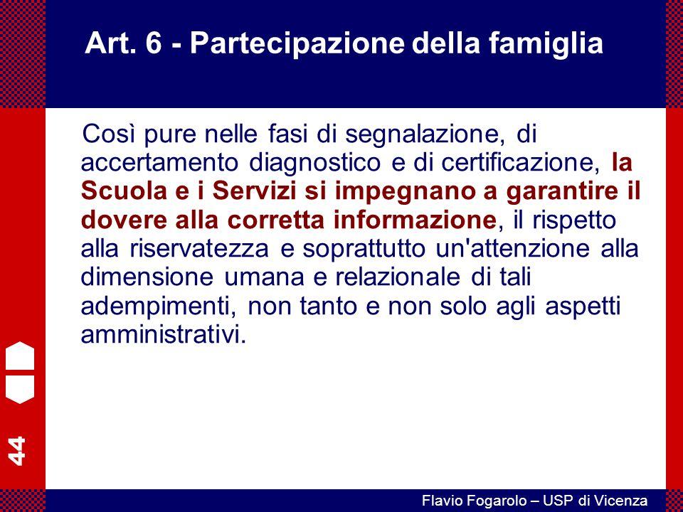 44 Flavio Fogarolo – USP di Vicenza Art.