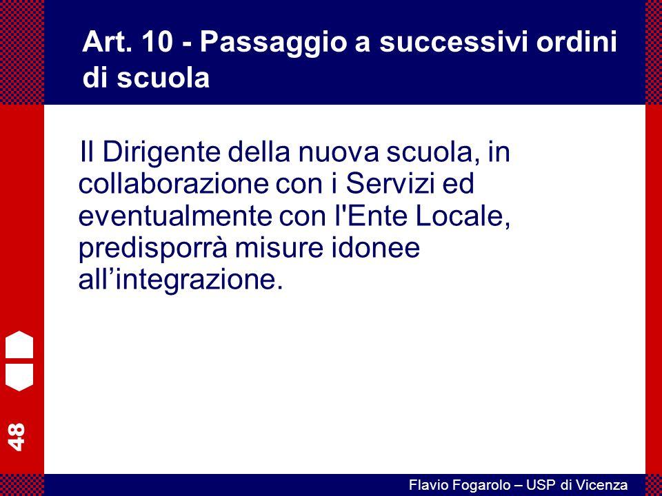 48 Flavio Fogarolo – USP di Vicenza Art.