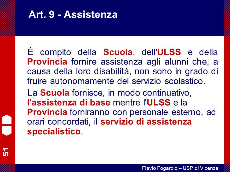 51 Flavio Fogarolo – USP di Vicenza Art.