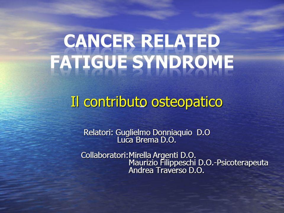 Il contributo osteopatico Relatori: Guglielmo Donniaquio D.O Luca Brema D.O. Collaboratori:Mirella Argenti D.O. Collaboratori:Mirella Argenti D.O. Mau