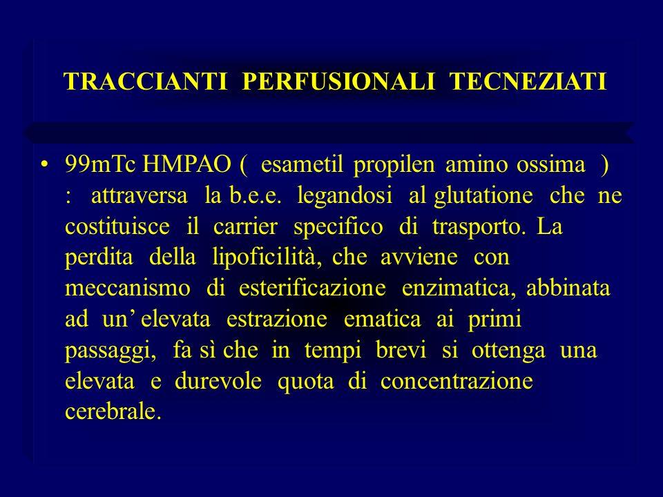 D.C. MC. Les 40f.. scotomi e deficit occipitali D.C. MC. 47 F. LES 9A Ipoperf occ. scotomi