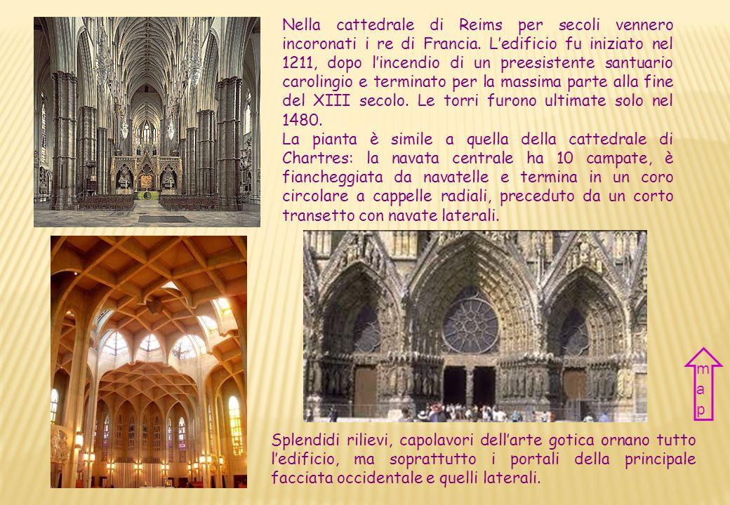 CATTEDRALE DI notre dame notre dame cathedral Nazione Francia Città Reims Periodo XIII sec. Stile Gotico Country France City Reims Period XIII century