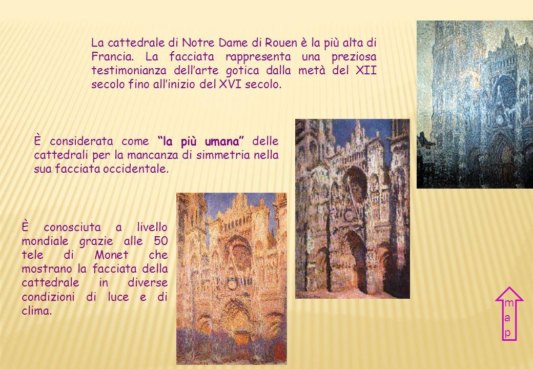 CATTEDRALE DI notre dame notre dame CATHEDRAL Nazione Francia Città Rouen Periodo XIII-XVI sec. Stile Gotico Country France City Rouen Period XIII-XVI