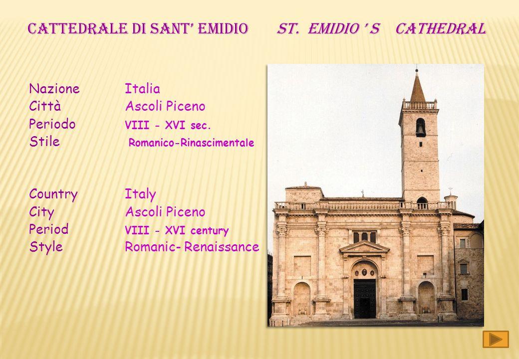mapmap La Basilica di San Francesco sorge oggi là dove il Santo aveva scelto di essere sepolto, nella zona di Assisi che nel Medioevo era nota come Co