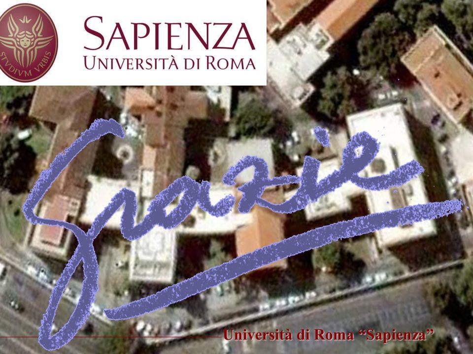 Università di Roma Sapienza