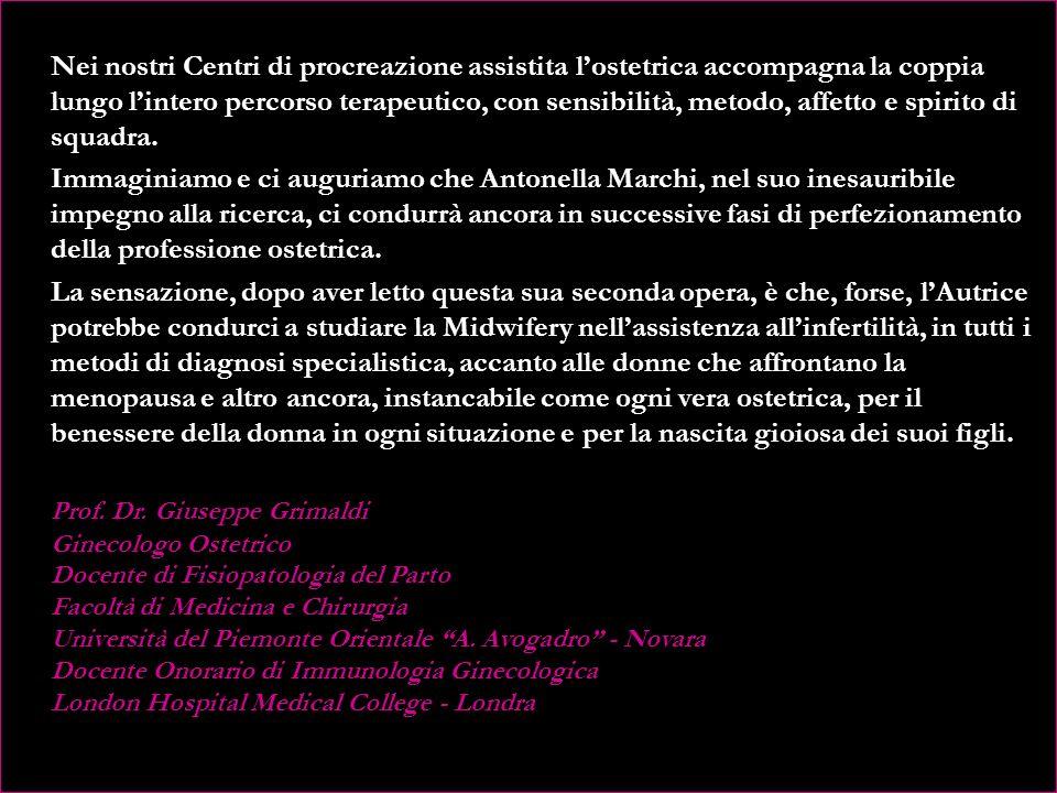 CAPITOLO V - LE POSIZIONI IMPIEGATE NEL TRAVAGLIO E NEI MOMENTI DI DIFFICOLTÀ.