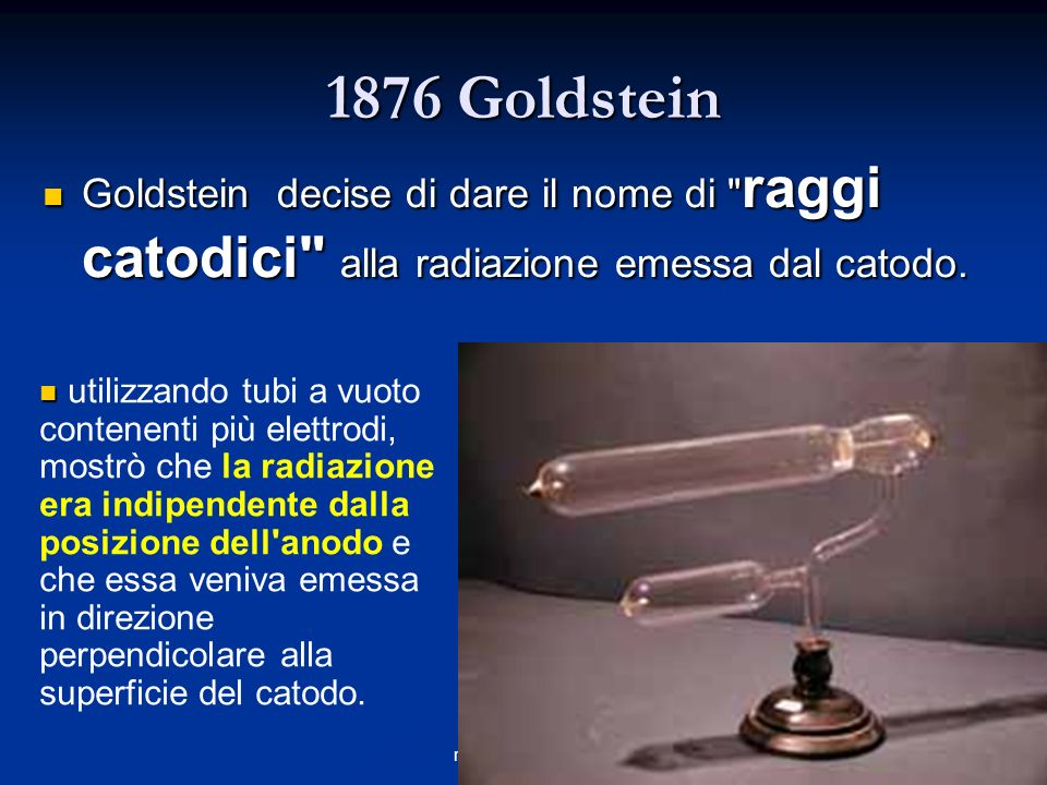 31maria teresa renzi Tubi fluorescenti: contengono argon, mercurio vaporizzato:i gas colpiti dalla scarica emettono radiazione che viene assorbita da