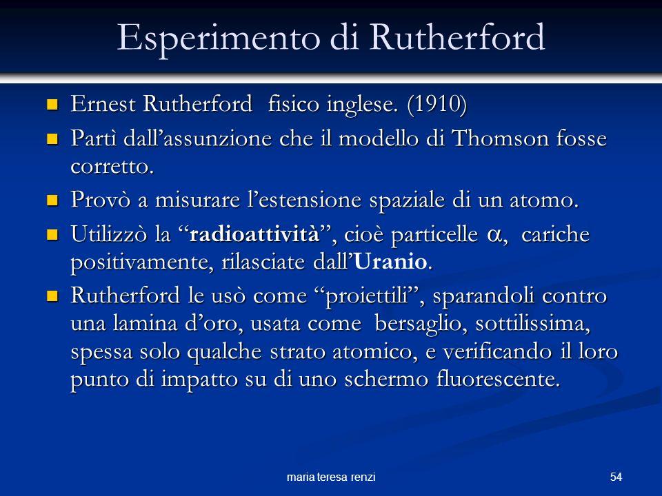 53maria teresa renzi 1899 i Curie scoprono la radioattività del radio e del polonio