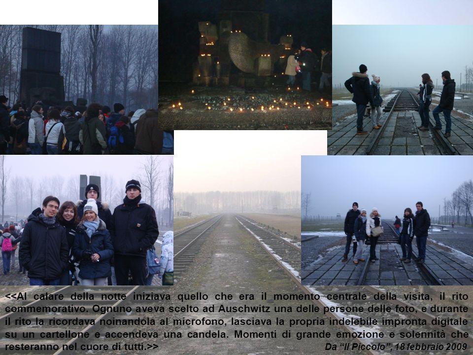 > Da Il Piccolo, 18 febbraio 2009