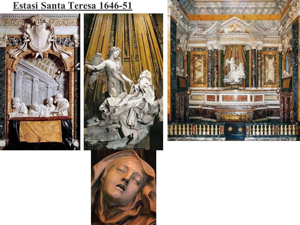 Estasi Santa Teresa 1646-51