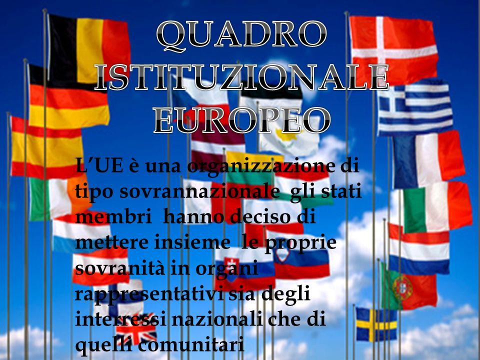 La commissione europea è lorgano esecutivo dellUE e rappresenta gli interessi dellEuropa nel suo insieme.