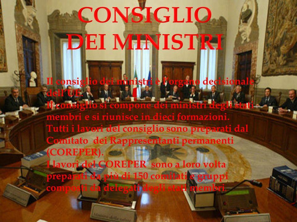 Le riunioni del consiglio europeo sono dei vertici durante i quali i leader definiscono le priorità politiche e le principali iniziative.