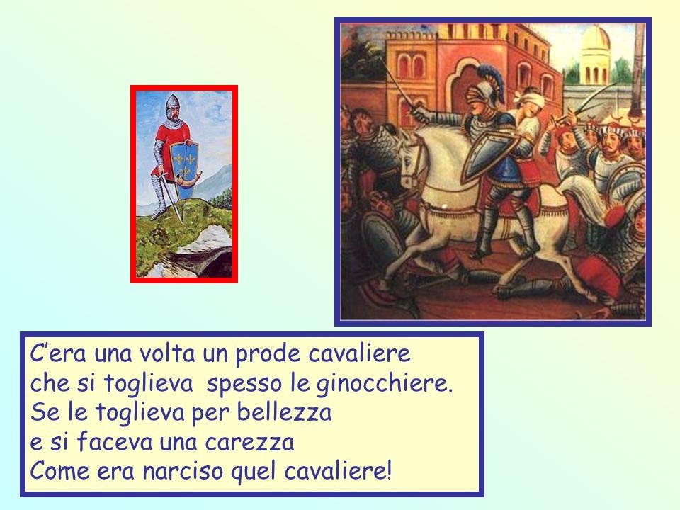 Cera una volta il re Carlo Magno che pensava solo al guadagno. Poi decise di inventare la scuola, ma mise a tutti gli alunni la museruola. Era davvero