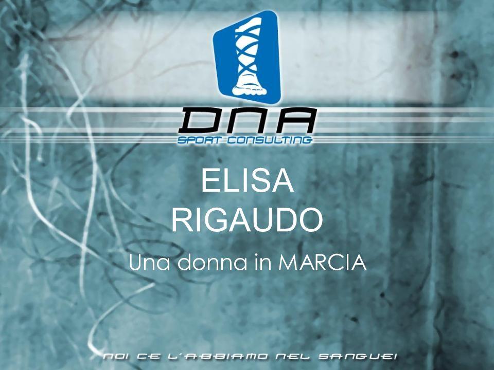 ELISA RIGAUDO Una donna in MARCIA