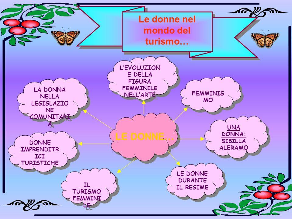 13 Un fenomeno ormai consolidato allestero ma nuovo in Italia Perché si è pensato ai viaggi per donne.