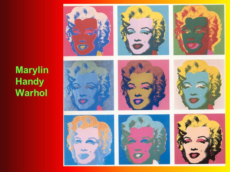 36 Marylin Handy Warhol