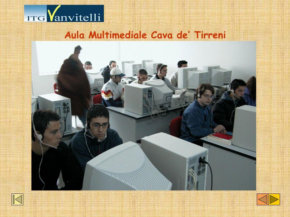 Aula Multimediale Cava de Tirreni