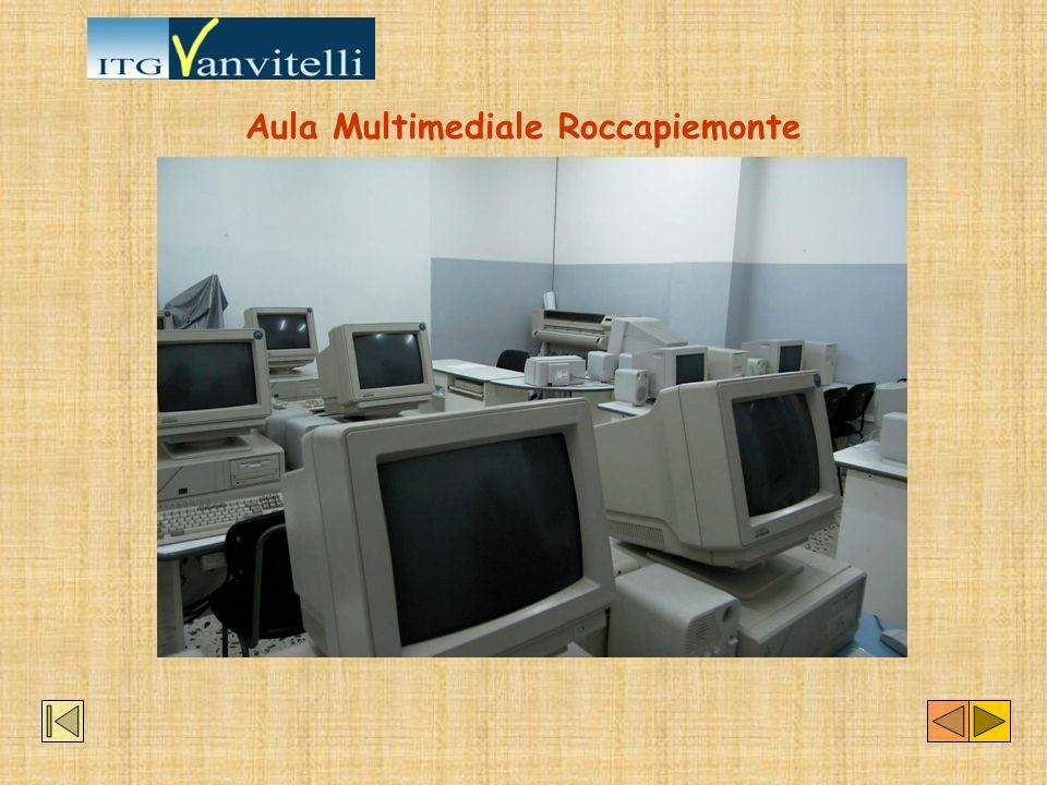Aula Multimediale Roccapiemonte