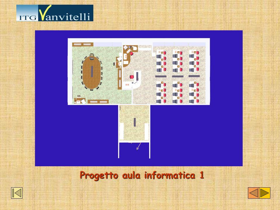 Progetto aula informatica 1