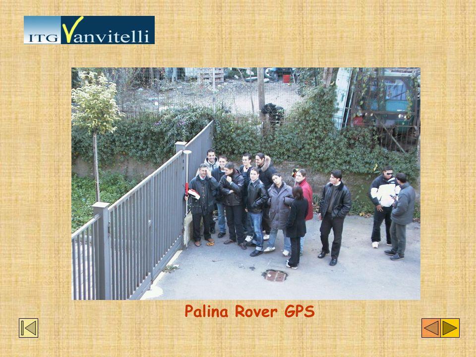 Palina Rover GPS