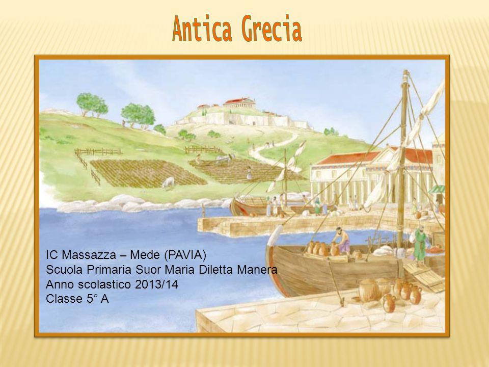 IC Massazza – Mede (PAVIA) Scuola Primaria Suor Maria Diletta Manera Anno scolastico 2013/14 Classe 5° A