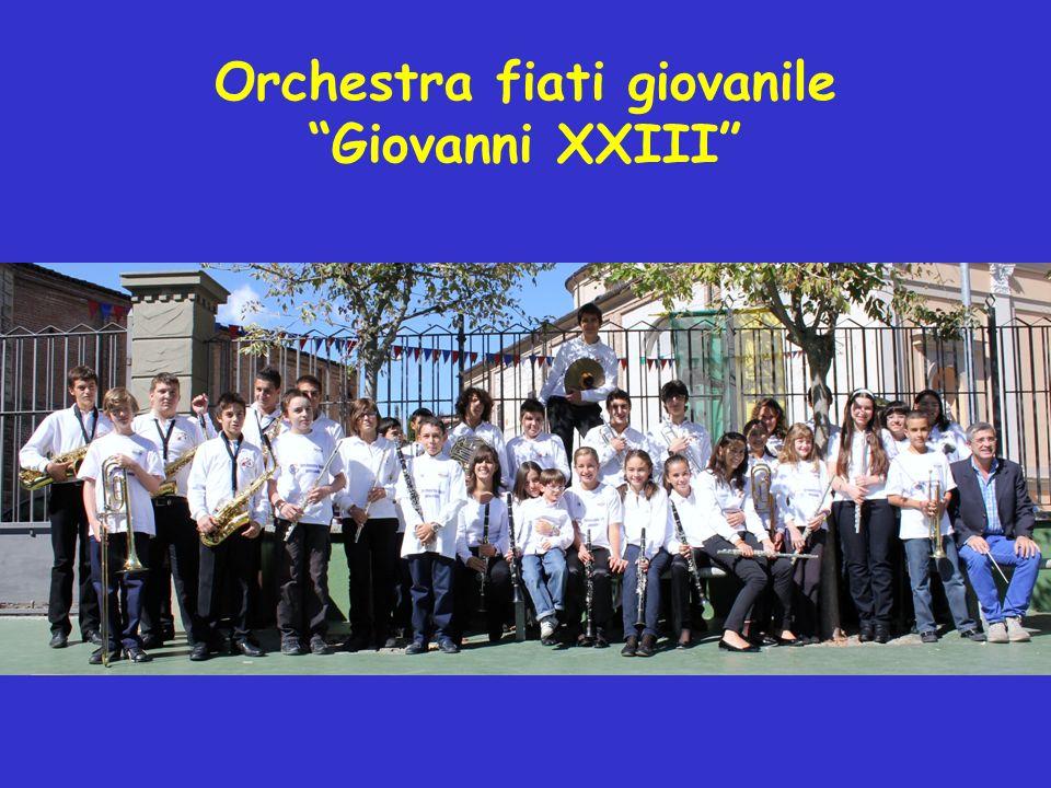 Orchestra fiati giovanile Giovanni XXIII