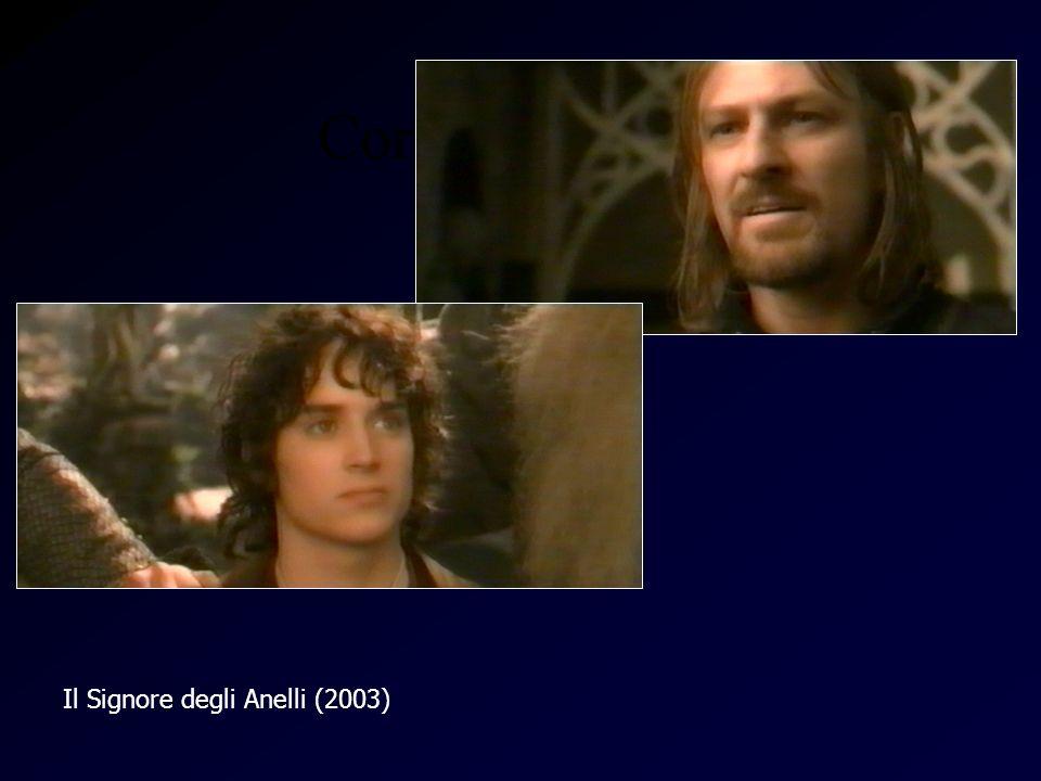Il Signore degli Anelli (2003) Corrispondenza