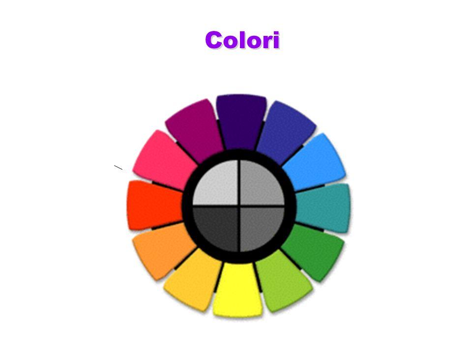 Di che colore è…?