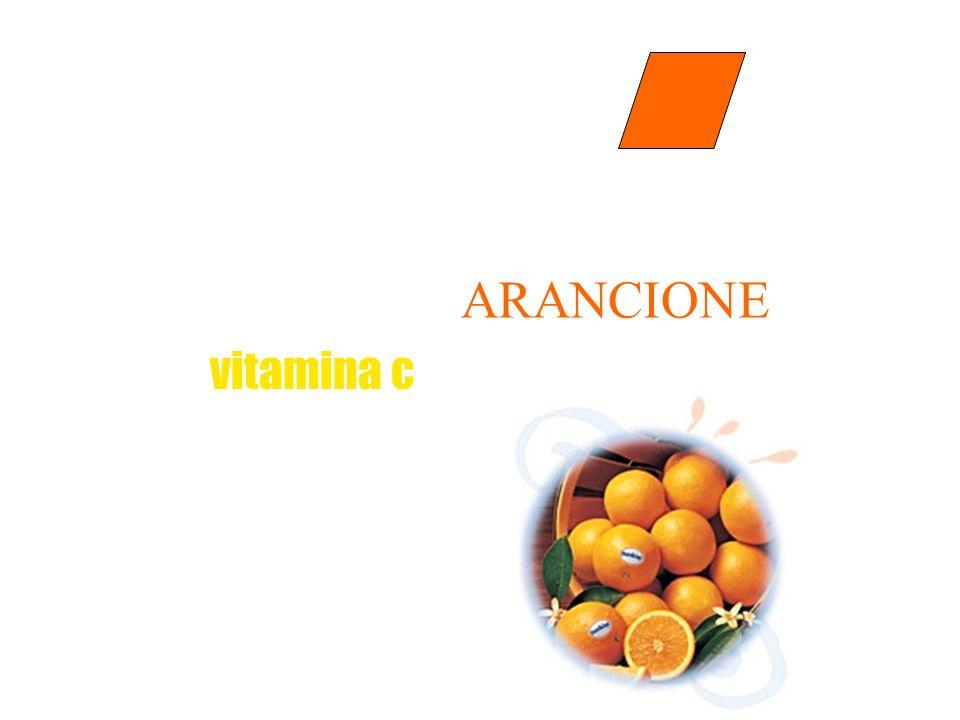 ARANCIONE vitamina c