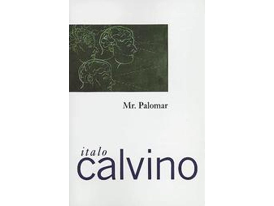 Chi è il signor Palomar che questo libro insegue lungo gli itinerari delle sue giornate.