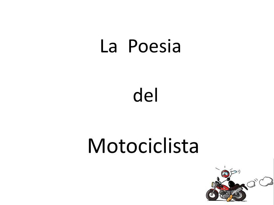 fatelo e allora, solo allora arriverete a sfiorare lessenza di essere motociclista In moto si muore, è vero..