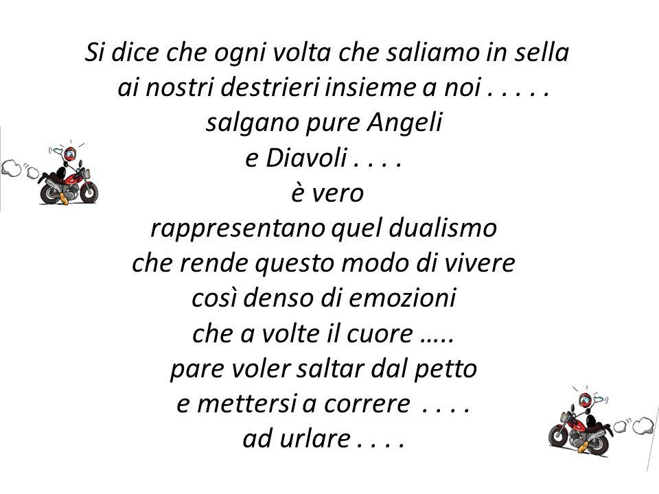La Poesia del Motociclista