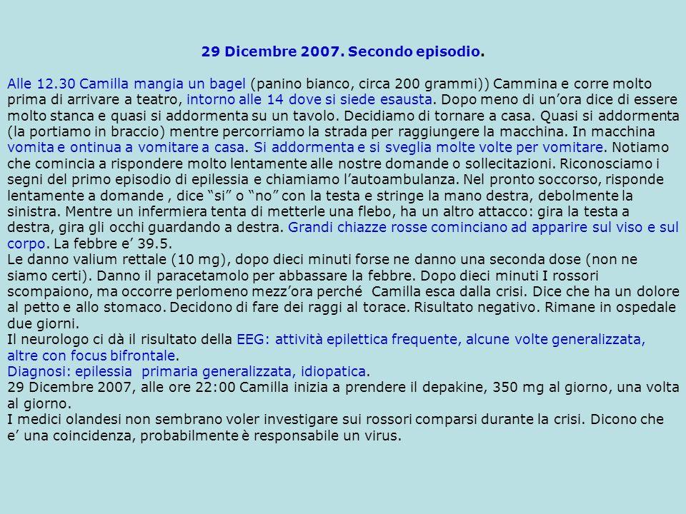 13 Gennaio 2008.Terzo episodio.