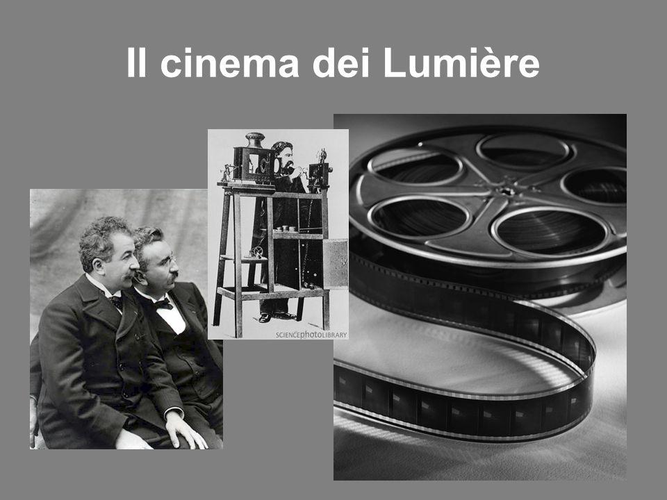 Il cinema dei Lumière