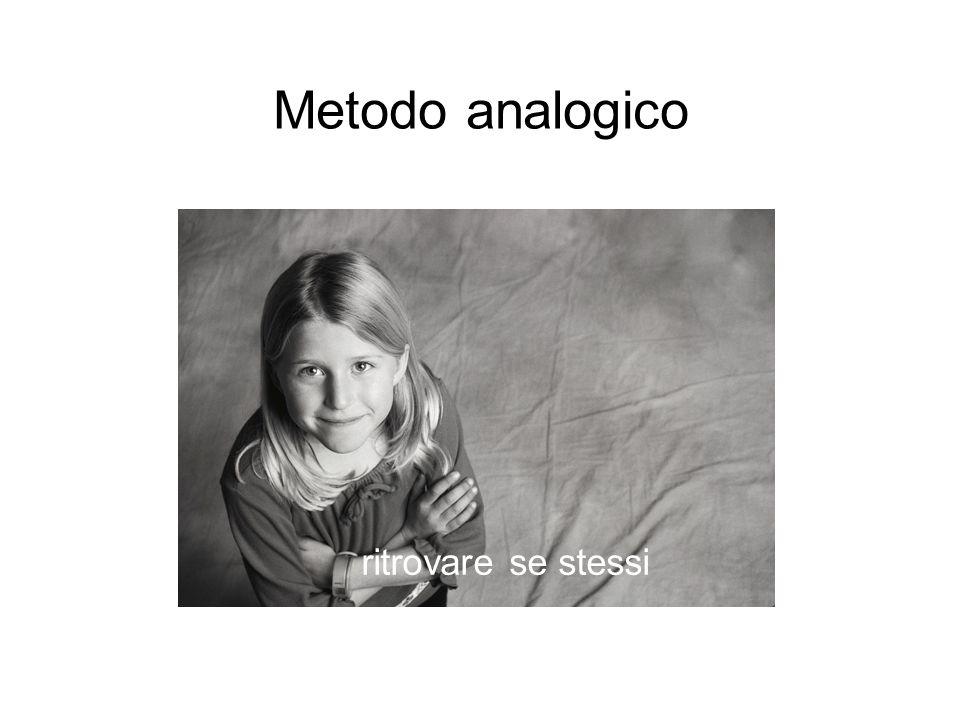 Metodo analogico ritrovare se stessi