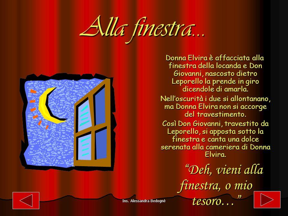 Ins.Alessandra Bedognè La notte degli imbrogli.