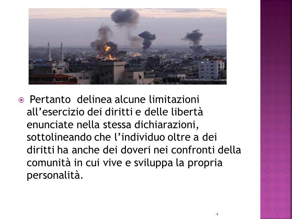 Articolo 11 LItalia ripudia la guerra