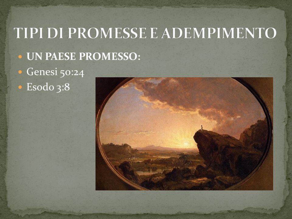 Deuteronomio 1:11 e 6:19