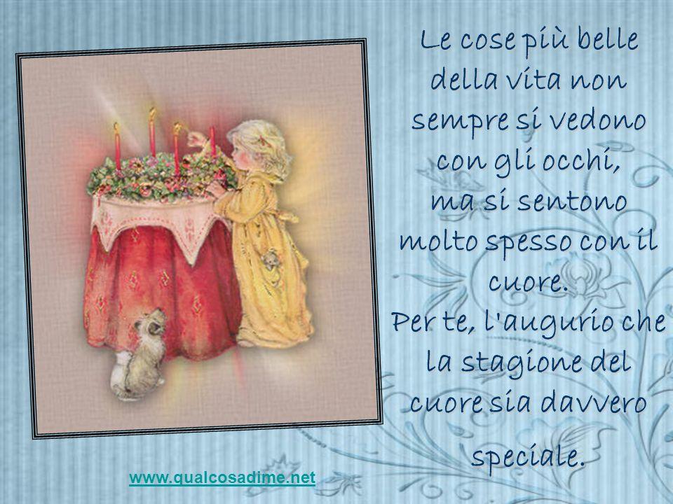 Babbo Natale non è un principio scientifico nè un dogma religioso. E' l'ultimo tocco di magia che ci è dato conoscere. www.qualcosadime.net
