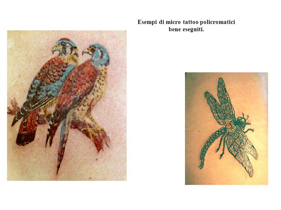 Old style anni 60 A destra: angelo metropolitano monocromatico. A sinistra: paradisea bene eseguita policromatica.