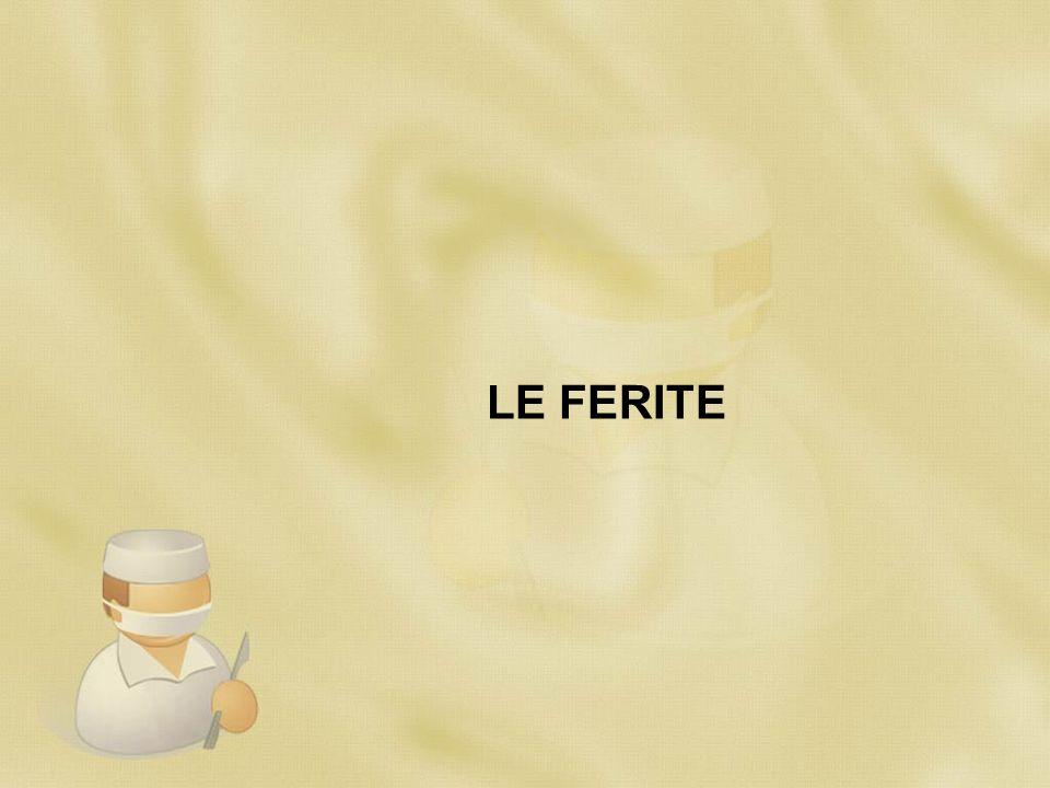 LE FERITE