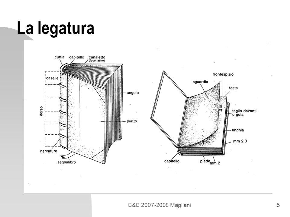 B&B 2007-2008 Magliani5 La legatura
