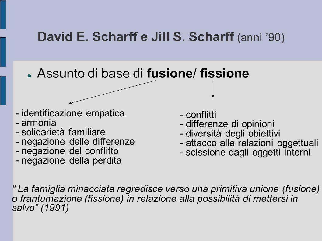 David E.Scharff e Jill S.