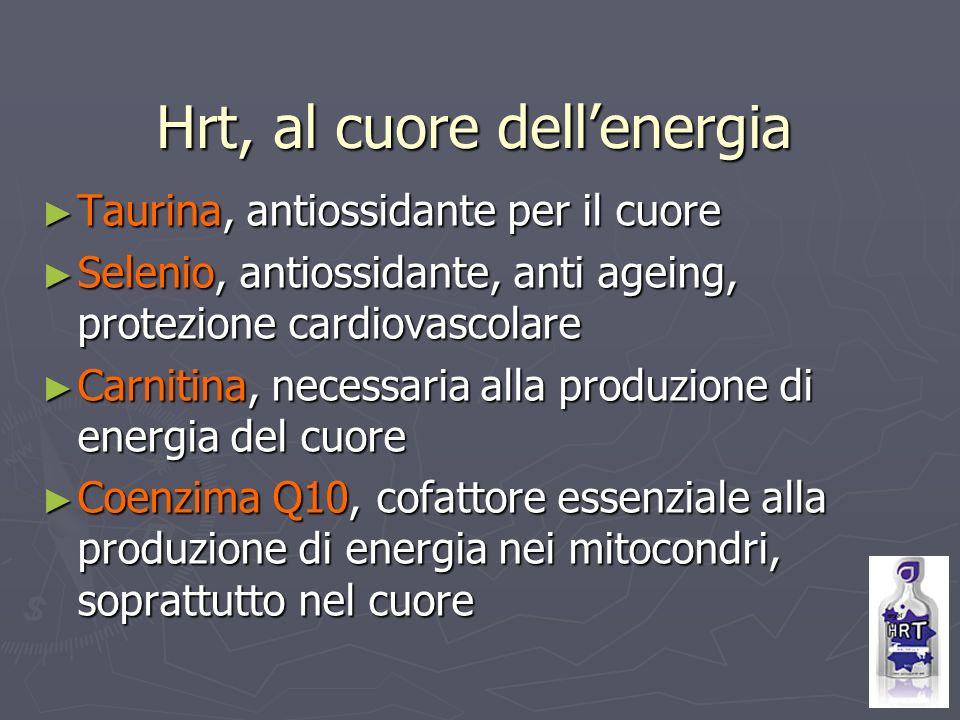 Taurina, antiossidante per il cuore Taurina, antiossidante per il cuore Selenio, antiossidante, anti ageing, protezione cardiovascolare Selenio, antio