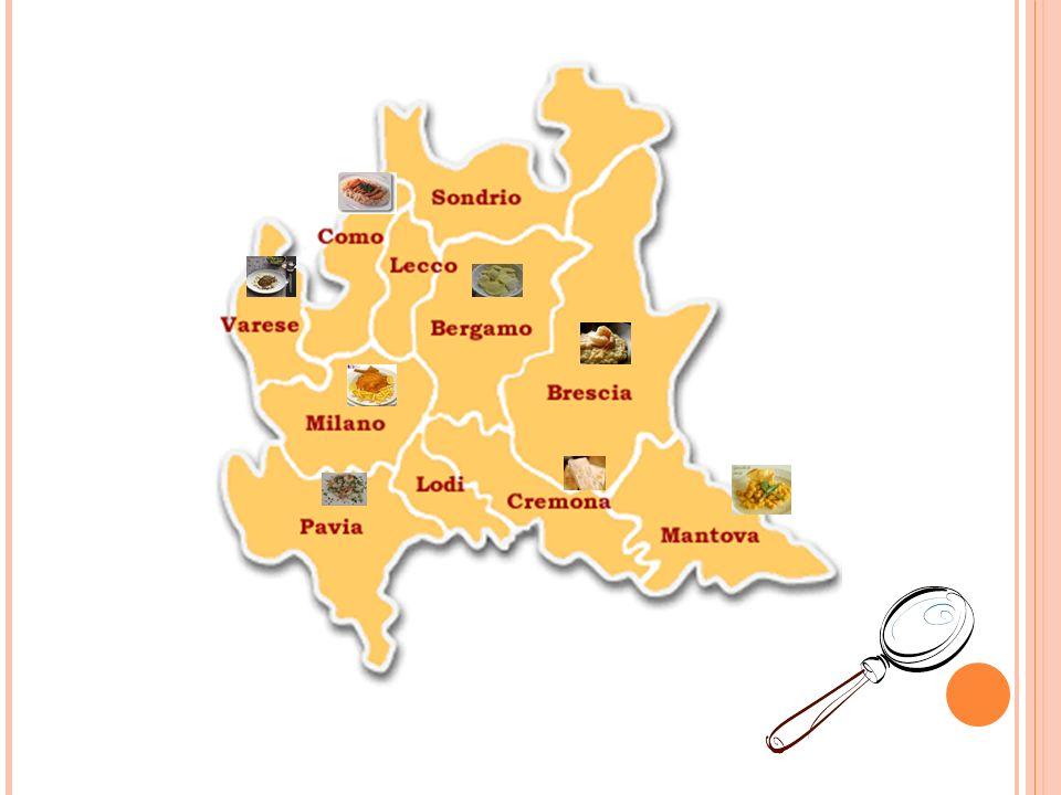 COTOLETTA ALLA MILANESE La cotoletta consiste, tradizionalmente, in una fetta di lombata di vitello con l osso (una costoletta), impanata e fritta nel burro, il quale alla fine viene anche versato sulla cotoletta.