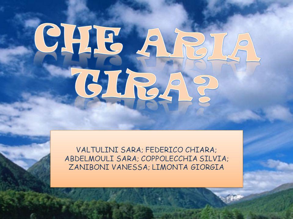 VALTULINI SARA; FEDERICO CHIARA; ABDELMOULI SARA; COPPOLECCHIA SILVIA; ZANIBONI VANESSA; LIMONTA GIORGIA