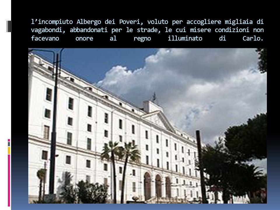 A Ferdinando IV si deve la creazione, nel 1789, dellOpificio di San Leucio, presso Caserta, nel quale si lavoravano tessuti pregiati.