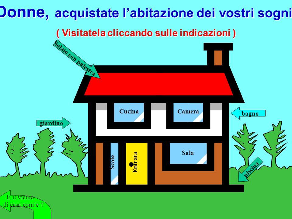 Torna allentrata Torna allentrata Il contratto di acquisto prevede anche la possibilità di installare raggi U.V.A.
