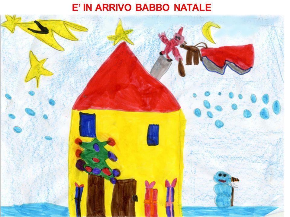 DAL RACCONTO: IL NATALE PRECOCE DI BABBO NATALE